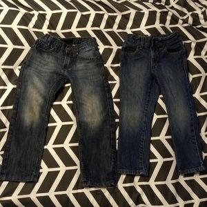 GUC Set of Two Pairs Boys Jeans